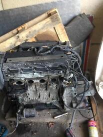 Rover 1.4 K series engine. 70k