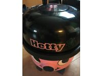 Numatic Hetty vacuum