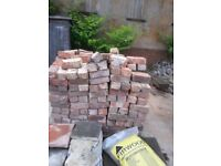 x250 75mm reclaimed brick for sale