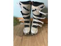 Wulf size 11 motocross boots