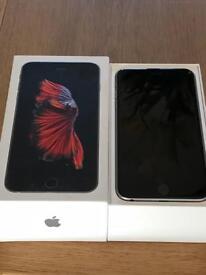 Apple iPhone 6s Plus 16gb space grey