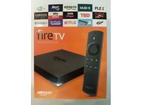 Amazon Fire TV with 4K Ultra HD (2nd Generation)