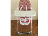 Like new Chicco High Chair