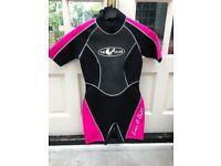 Ladies wetsuit