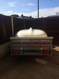 Almost new trailer for sale
