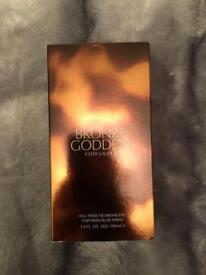 Bronze Goddess Estée Lauder Perfume