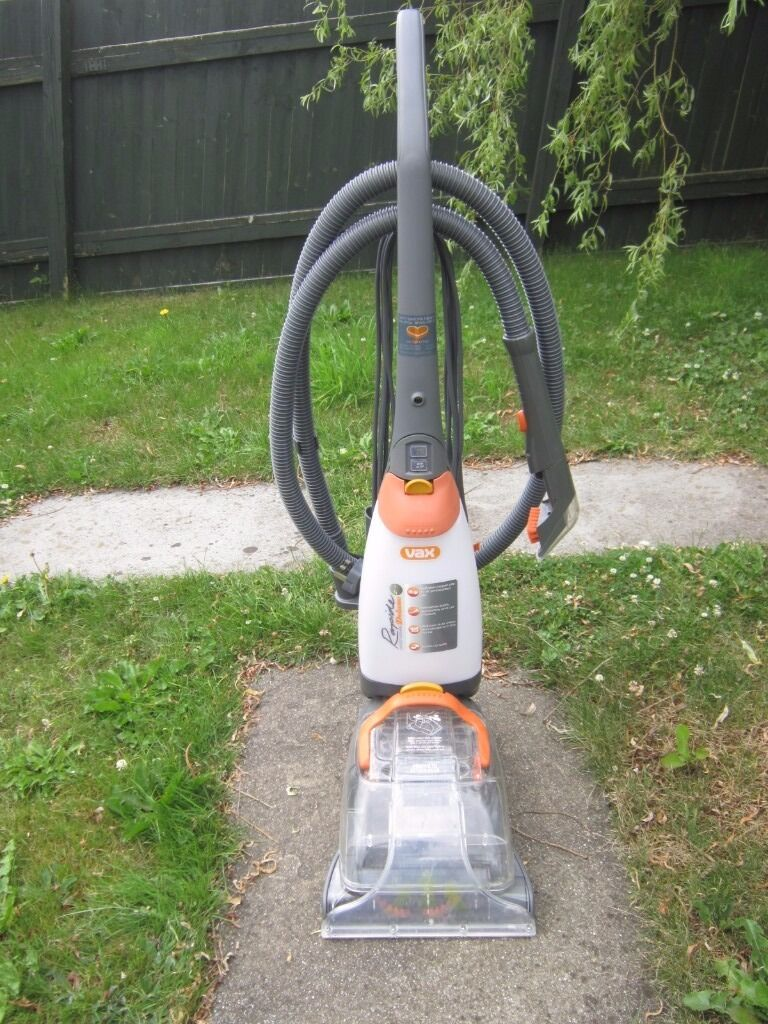 Vax Rapide Deluxe Carpet Cleaner Carpet Washer