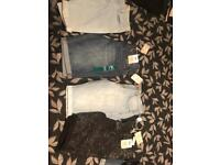 Men's 32 waist shorts (3 with tags)