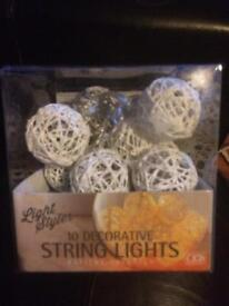 Lights 10 in a box