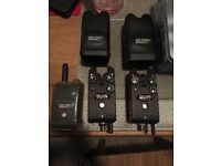 2x delkim txi alarms with receiver