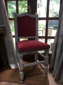 Pretty bedroom chair