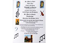 Come and Sing with St. Mary's Choir Open Day