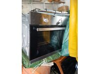 Electric cooker and gas hob