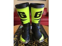 Gaerne youth motocross mx boots