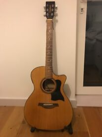Tanglewood TF2 Electro Acoustic Guitar