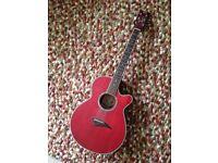 Dean Electro - Acoustic Guitar