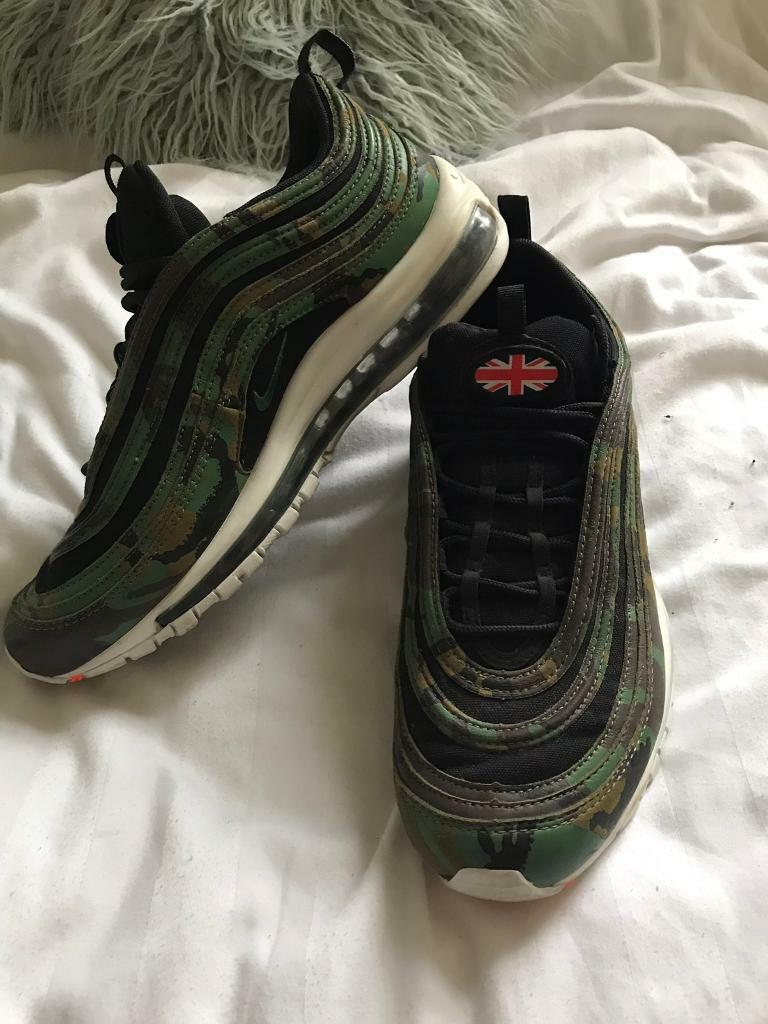 c86a9176e8 Nike Air Max 97 Country Camo UK size 8.5uk | in Hammersmith ...