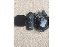 Now TV box - Black in excellent condition with HDMI cable