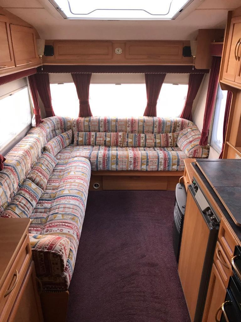 Swift 2001 two berth caravan