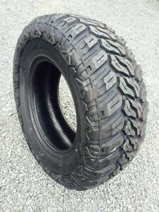 Four NEW 35x12.50x20 Antares Deep Digger - Mud Tires