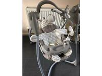 Graco Baby Swing Plays Music