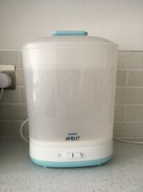 Phillips Avent steriliser