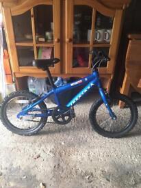 Kids ridgeback bike mx16