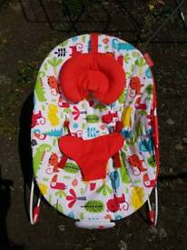 Baby bouncer very clean vibration and music fully working