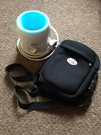 Avent Bottle Warmer and thinsulate Bottle bag