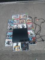 Ps3 and good games.