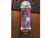 Palace skateboard setup