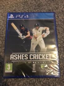 Ashes Cricket PS4 Game New Sealed