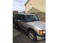 land rover discovery 2 td5 spares or repair