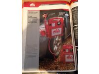 mac tools 12v jumpstarter,and power supply