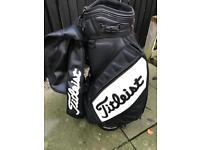Titleist Staff Tour golf trolley bag