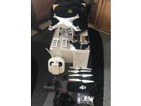 DJI phantom 3 Advanced plus lots of accessories