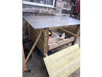 Chicken coop for sale joiner made