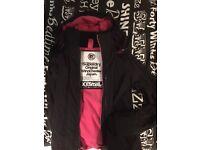 Black Superdry Jacket XXS