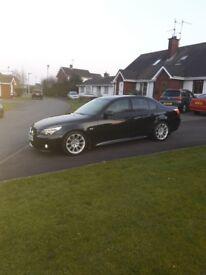 2008 BMW 520d M Sport