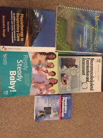 Physiotherapy Books for students studying physio s (5)