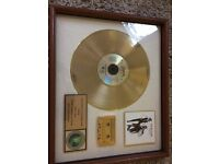 Fleetwood Mac Gold Record and Cassette Rumors
