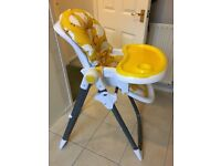 Cosatto highchair + free ikea highchair