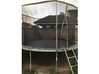 Very Large trampoline in fab condition