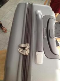 New Antler abs suitcase 63cm £30 each collection only