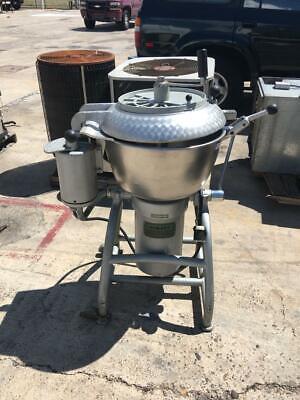 Hobart Vcm 40 Vertical Chopper Cutter Mixer Pizza Dough Machine Vcm40