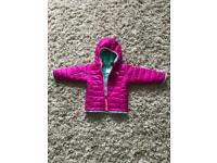 North Face toddler winter jacket