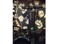 Xbox 360 Slim 250GB With Kinect, Controller And Games