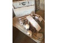 Counting sheep nursery mobile