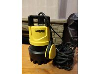 Karcher SDP 7000 submersible dirty water pump