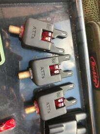 Atts alarms and receiver